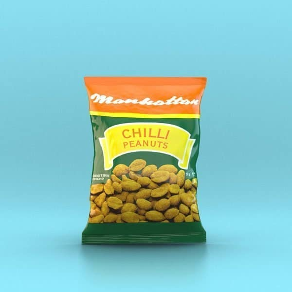 Manhattan Chilli Peanuts