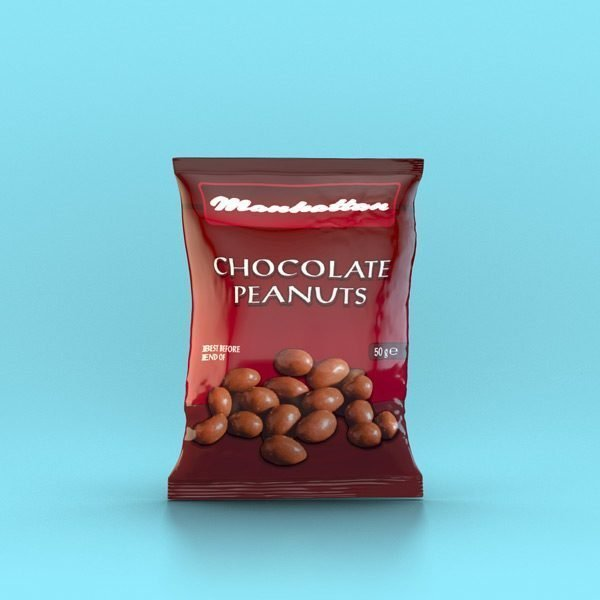Manhattan Chocolate Peanuts