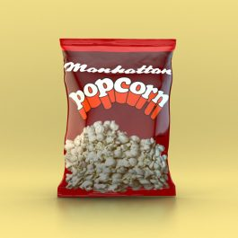 Manhattan Salted Popcorn 40 x 30g packets