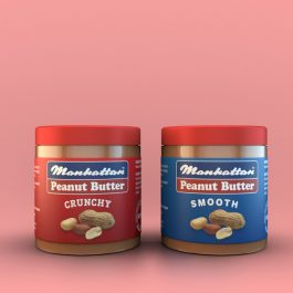 Manhattan Smooth or Crunchy Peanut Butter