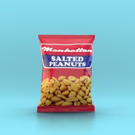 Manhattan 50g Salted Peanuts