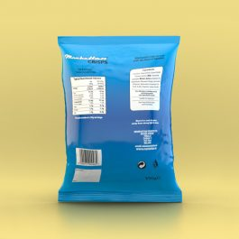Manhattan Salt and Vinegar Crisps - 12 x 150g packets