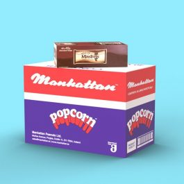 Combo Pack - Manhattan Popcorn and Minstrels